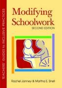 Modifying Schoolwork, Second Edition  2nd 2004 edition cover