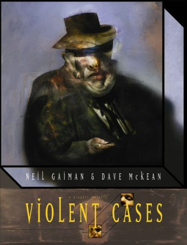 Violent Cases  2nd edition cover