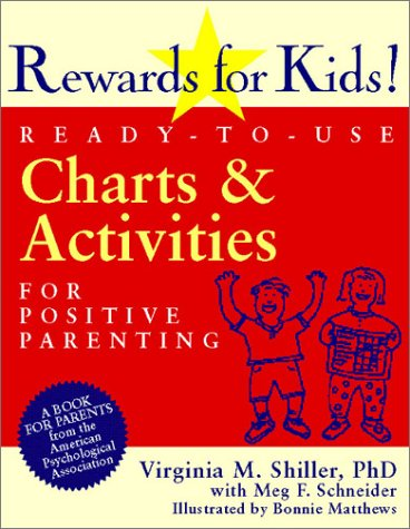 Rewards for Kids! Ready-to-Use Charts and Activities for Positive Parenting  2003 edition cover