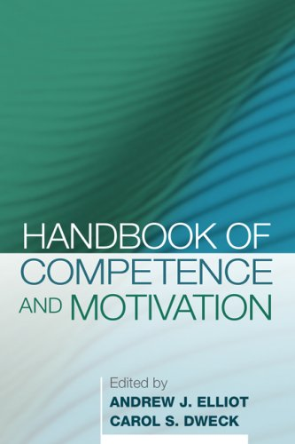 Handbook of Competence and Motivation   2008 edition cover