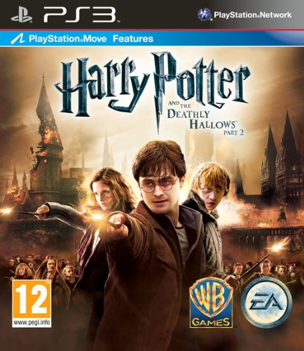 Electronic Arts Harry Potter And The Deathly Hallows Part 2 (Ps3) PlayStation 3 artwork