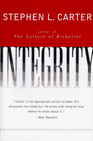 Integrity   1996 edition cover