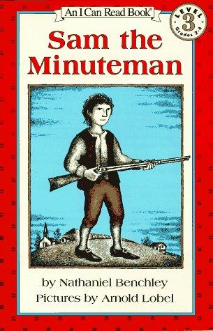 Sam the Minuteman  N/A edition cover