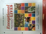 Exceptional Lives Special Education in Today's Schools 8th 2016 edition cover