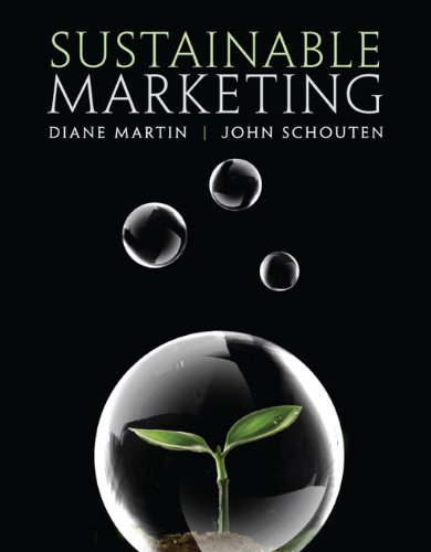 Sustainable Marketing   2012 edition cover