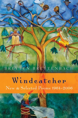 Windcatcher New and Selected Poems, 1964-2006 N/A edition cover