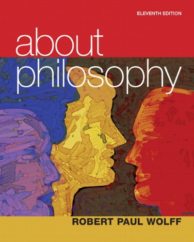 About Philosophy  11th 2012 edition cover