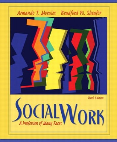 Social Work A Profession of Many Faces 10th 2004 (Revised) 9780205376070 Front Cover