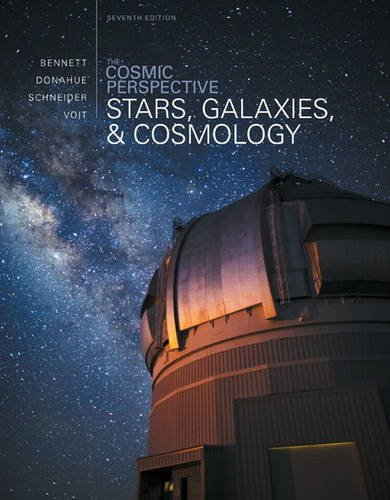 Stars, Galaxies, and Cosmology  7th 2014 edition cover