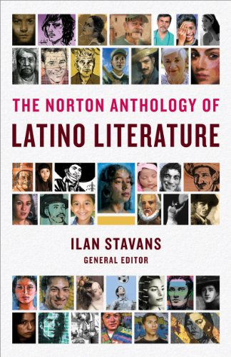 Norton Anthology of Latino Literature   2010 9780393080070 Front Cover
