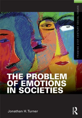 Problem of Emotions in Societies   2011 edition cover