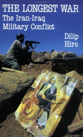 Longest War The Iran-Iraq Military Conflict  1991 edition cover
