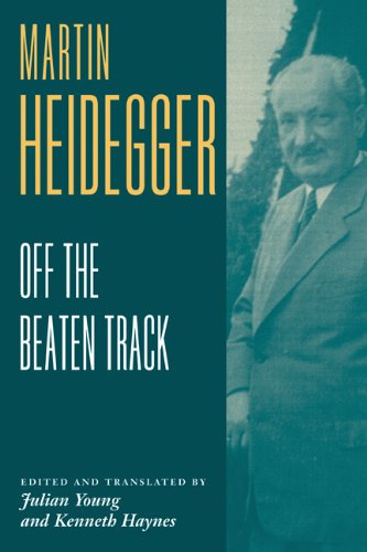 Heidegger Off the Beaten Track  2002 9780521805070 Front Cover