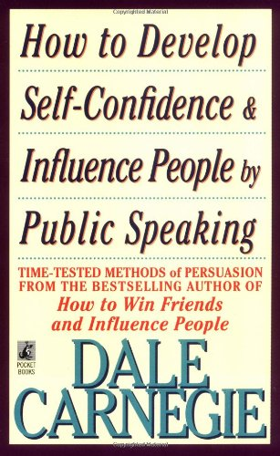 How to Develop Self-Confidence and Influence People   1956 edition cover