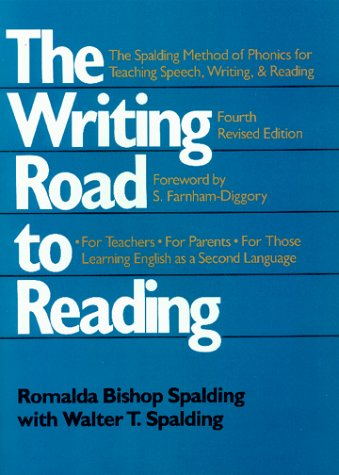 Writing Road to Reading 4th (Revised) edition cover