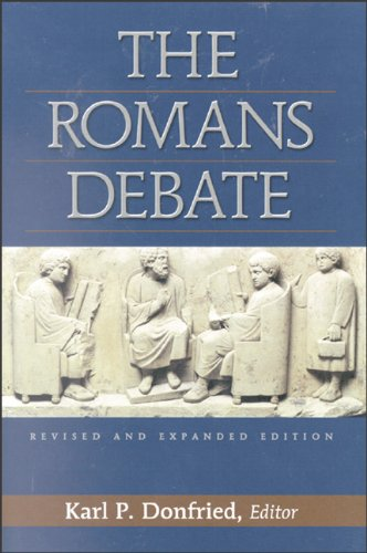 Romans Debate  Revised  edition cover