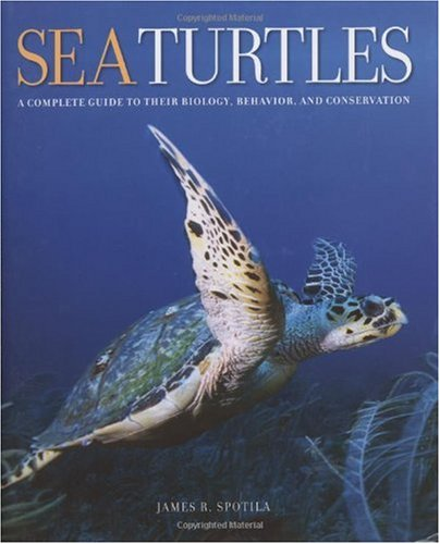 Sea Turtles A Complete Guide to Their Biology, Behavior, and Conservation  2004 9780801880070 Front Cover