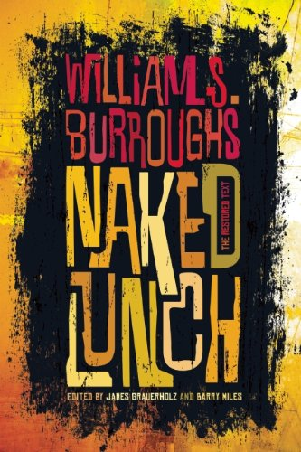Naked Lunch  N/A edition cover