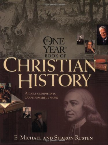 One Year Christian History   2003 edition cover