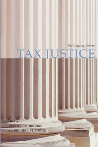 Tax Justice The Ongoing Debate  2002 edition cover