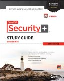 Comptia Security+ Sy0-401 6th 2014 edition cover