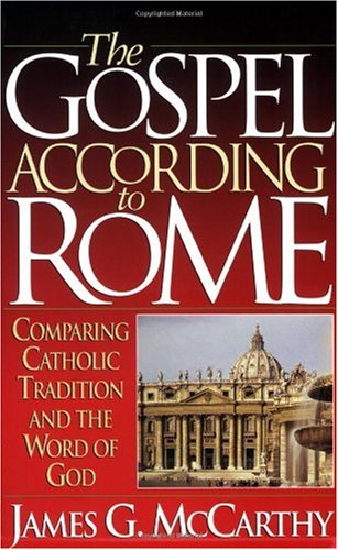 Gospel According to Rome   1995 9781565071070 Front Cover