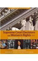 Supreme Court Decisions and Women's Rights  2nd 2009 (Revised) edition cover