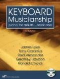 Keyboard Musicianship: Piano for Adults, Book One  2014 edition cover