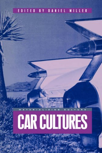 Car Cultures   2001 9781859734070 Front Cover