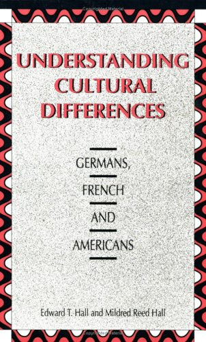 Understanding Cultural Differences Germans, French and Americans  1989 9781877864070 Front Cover