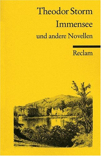 IMMENSEE 1st edition cover
