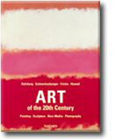 Art of the 20th Century   2000 edition cover