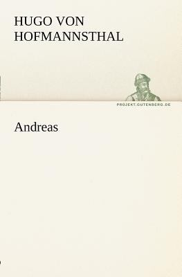Andreas   2011 9783842406070 Front Cover