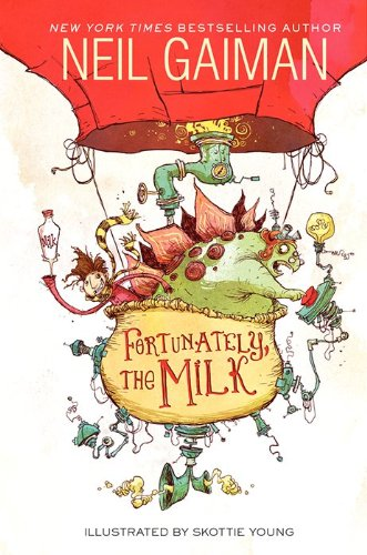 Fortunately, the Milk  N/A edition cover
