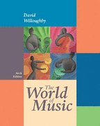World of Music 6th 2007 edition cover