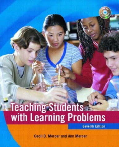 Teaching Students with Learning Problems  7th 2005 edition cover