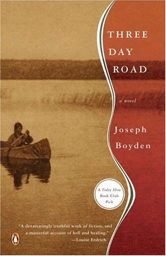 Three Day Road  N/A edition cover
