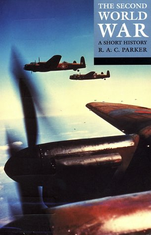 Second World War A Short History 3rd 2001 edition cover