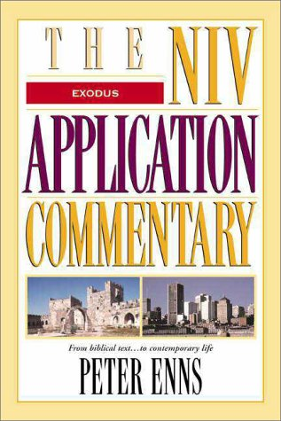 NIV Application Commentary Exodus   2000 9780310206071 Front Cover