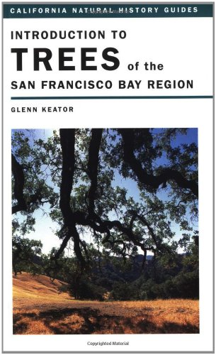 Introduction to Trees of the San Francisco Bay Region   2003 edition cover