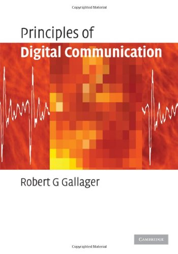 Principles of Digital Communication   2008 edition cover