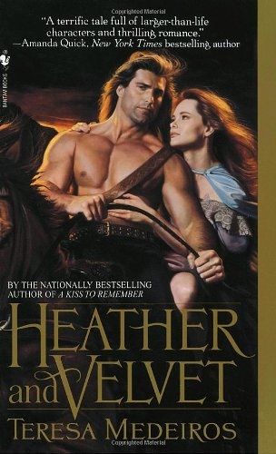 Heather and Velvet  N/A 9780553294071 Front Cover
