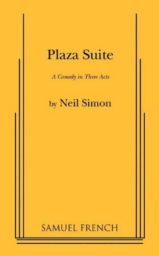 Plaza Suite   2011 edition cover
