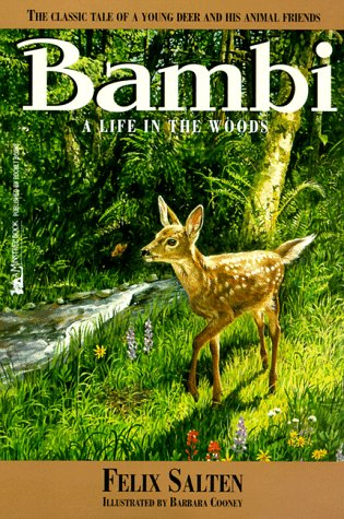 Bambi A Life in the Woods  1988 edition cover