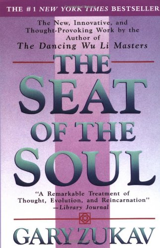Seat of the Soul   1989 edition cover
