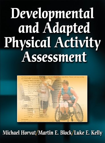 Developmental and Adapted Physical Activity Assessment   2007 edition cover