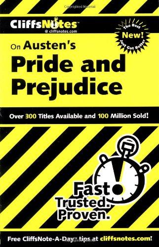 Pride and Prejudice   2000 edition cover