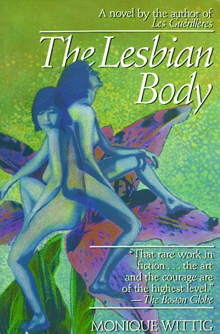 Lesbian Body   1986 (Reprint) edition cover
