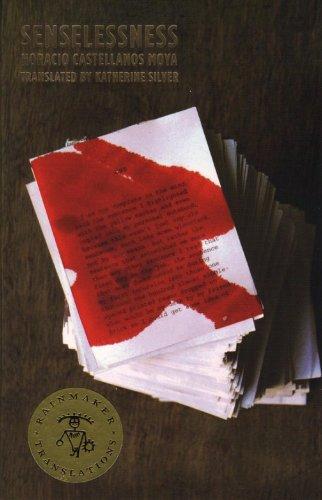 Senselessness   2008 edition cover