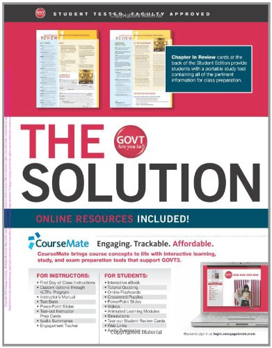 Solution  3rd 2012 edition cover